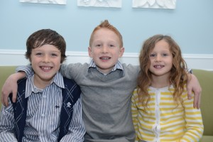 children smiling at defay orthodontics