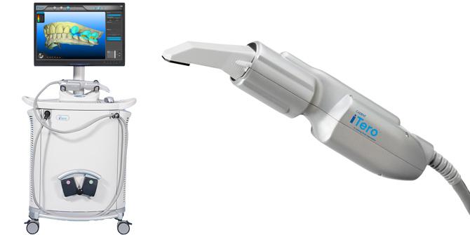 Itero scanner Defay Orthodontics