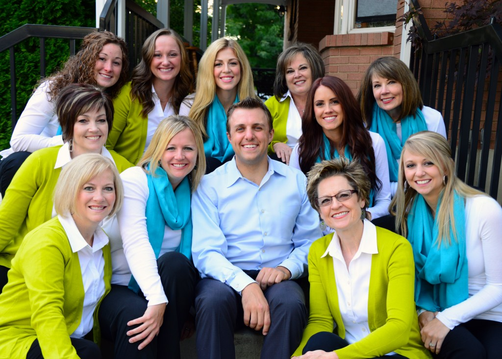 Friendly team of Defay Orthodontics